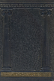 1944 Edition, Lausanne Collegiate School - Lausanne Locket Yearbook (Memphis, TN)