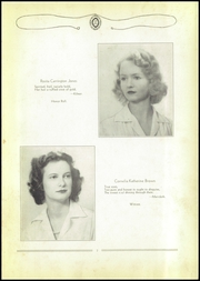 Page 13, 1944 Edition, Lausanne Collegiate School - Lausanne Locket Yearbook (Memphis, TN) online yearbook collection