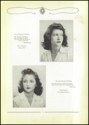Page 15, 1944 Edition, Lausanne Collegiate School - Lausanne Locket Yearbook (Memphis, TN) online yearbook collection