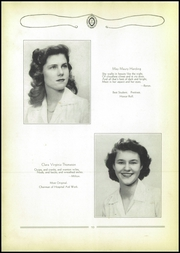 Page 16, 1944 Edition, Lausanne Collegiate School - Lausanne Locket Yearbook (Memphis, TN) online yearbook collection