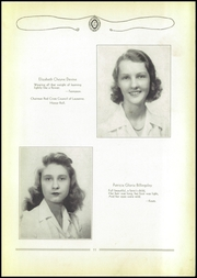 Page 17, 1944 Edition, Lausanne Collegiate School - Lausanne Locket Yearbook (Memphis, TN) online yearbook collection