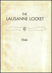 Page 5, 1944 Edition, Lausanne Collegiate School - Lausanne Locket Yearbook (Memphis, TN) online yearbook collection