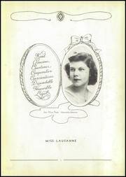 Page 9, 1944 Edition, Lausanne Collegiate School - Lausanne Locket Yearbook (Memphis, TN) online yearbook collection