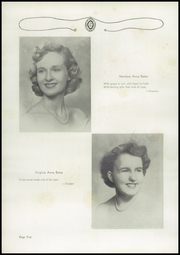 Page 14, 1950 Edition, Lausanne Collegiate School - Lausanne Locket Yearbook (Memphis, TN) online yearbook collection