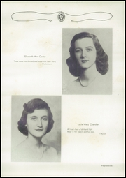 Page 15, 1950 Edition, Lausanne Collegiate School - Lausanne Locket Yearbook (Memphis, TN) online yearbook collection