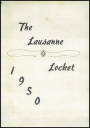 Page 5, 1950 Edition, Lausanne Collegiate School - Lausanne Locket Yearbook (Memphis, TN) online yearbook collection