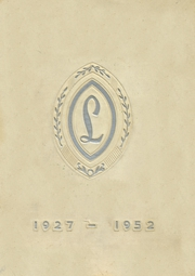 Lausanne Collegiate School - Lausanne Locket Yearbook (Memphis, TN) online yearbook collection, 1952 Edition, Page 1