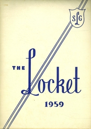Lausanne Collegiate School - Lausanne Locket Yearbook (Memphis, TN) online yearbook collection, 1959 Edition, Page 1