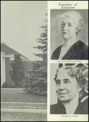 Page 7, 1959 Edition, Lausanne Collegiate School - Lausanne Locket Yearbook (Memphis, TN) online yearbook collection