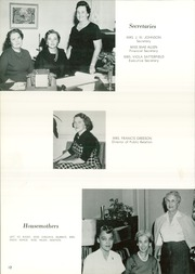Page 16, 1963 Edition, Lausanne Collegiate School - Lausanne Locket Yearbook (Memphis, TN) online yearbook collection