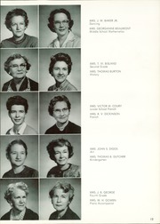 Page 17, 1963 Edition, Lausanne Collegiate School - Lausanne Locket Yearbook (Memphis, TN) online yearbook collection