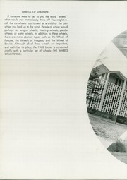Page 6, 1963 Edition, Lausanne Collegiate School - Lausanne Locket Yearbook (Memphis, TN) online yearbook collection