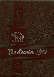1951 Edition, Boones Creek High School - Boonian Yearbook (Johnson City, TN)
