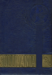 1946 Edition, Sullivan High School - Sullivania Yearbook (Kingsport, TN)