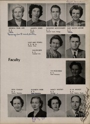 Page 13, 1952 Edition, Sullivan High School - Sullivania Yearbook (Kingsport, TN) online yearbook collection