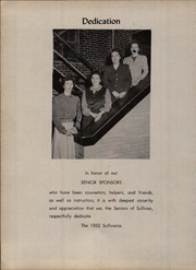 Page 8, 1952 Edition, Sullivan High School - Sullivania Yearbook (Kingsport, TN) online yearbook collection
