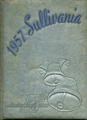 1957 Edition, Sullivan High School - Sullivania Yearbook (Kingsport, TN)