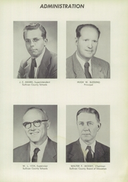 Page 11, 1957 Edition, Sullivan High School - Sullivania Yearbook (Kingsport, TN) online yearbook collection