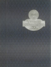 Tennessee Military Institute - Radiogram Yearbook (Sweetwater, TN) online yearbook collection, 1937 Edition, Page 1
