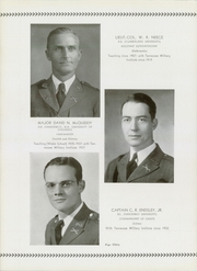 Page 34, 1939 Edition, Tennessee Military Institute - Radiogram Yearbook (Sweetwater, TN) online yearbook collection