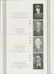 Page 35, 1939 Edition, Tennessee Military Institute - Radiogram Yearbook (Sweetwater, TN) online yearbook collection