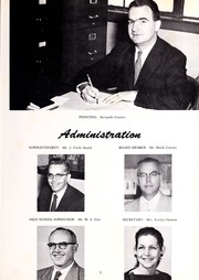 Page 11, 1959 Edition, Bluff City High School - Grizzly Yearbook (Bluff City, TN) online yearbook collection