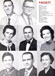 Page 12, 1959 Edition, Bluff City High School - Grizzly Yearbook (Bluff City, TN) online yearbook collection