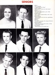 Page 16, 1959 Edition, Bluff City High School - Grizzly Yearbook (Bluff City, TN) online yearbook collection