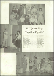 Page 10, 1958 Edition, Walland High School - Arrow Yearbook (Walland, TN) online yearbook collection