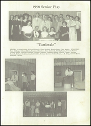 Page 11, 1958 Edition, Walland High School - Arrow Yearbook (Walland, TN) online yearbook collection