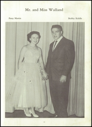 Page 15, 1958 Edition, Walland High School - Arrow Yearbook (Walland, TN) online yearbook collection