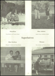 Page 16, 1958 Edition, Walland High School - Arrow Yearbook (Walland, TN) online yearbook collection