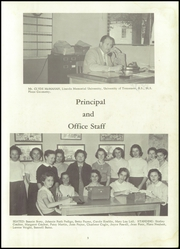 Page 7, 1958 Edition, Walland High School - Arrow Yearbook (Walland, TN) online yearbook collection