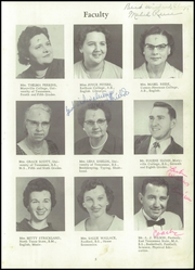 Page 9, 1958 Edition, Walland High School - Arrow Yearbook (Walland, TN) online yearbook collection
