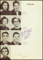 Page 10, 1953 Edition, Surgoinsville High School - Eagle Yearbook (Surgoinsville, TN) online yearbook collection