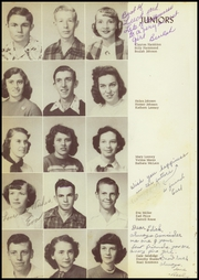 Page 12, 1953 Edition, Surgoinsville High School - Eagle Yearbook (Surgoinsville, TN) online yearbook collection