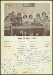 Page 6, 1953 Edition, Surgoinsville High School - Eagle Yearbook (Surgoinsville, TN) online yearbook collection