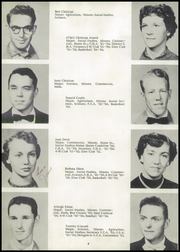 Page 12, 1954 Edition, Surgoinsville High School - Eagle Yearbook (Surgoinsville, TN) online yearbook collection