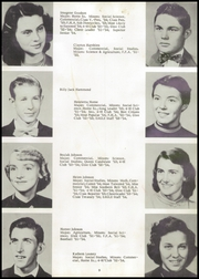 Page 13, 1954 Edition, Surgoinsville High School - Eagle Yearbook (Surgoinsville, TN) online yearbook collection