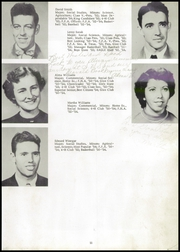 Page 15, 1954 Edition, Surgoinsville High School - Eagle Yearbook (Surgoinsville, TN) online yearbook collection