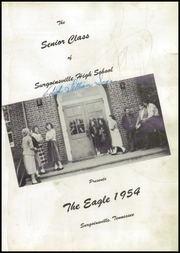Page 5, 1954 Edition, Surgoinsville High School - Eagle Yearbook (Surgoinsville, TN) online yearbook collection