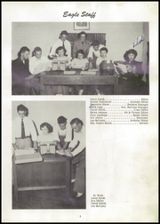 Page 9, 1954 Edition, Surgoinsville High School - Eagle Yearbook (Surgoinsville, TN) online yearbook collection
