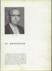 Page 15, 1958 Edition, Austin High School - Austinian Yearbook (Knoxville, TN) online yearbook collection