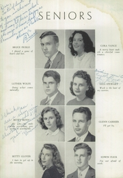 Page 14, 1947 Edition, Holston Valley High School - Criterion Yearbook (Bristol, TN) online yearbook collection