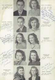 Page 15, 1947 Edition, Holston Valley High School - Criterion Yearbook (Bristol, TN) online yearbook collection