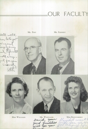 Page 14, 1948 Edition, Holston Valley High School - Criterion Yearbook (Bristol, TN) online yearbook collection