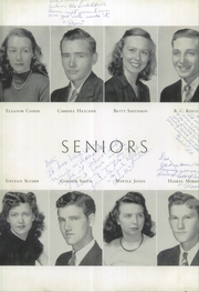 Page 16, 1948 Edition, Holston Valley High School - Criterion Yearbook (Bristol, TN) online yearbook collection