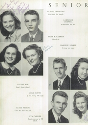 Page 16, 1949 Edition, Holston Valley High School - Criterion Yearbook (Bristol, TN) online yearbook collection