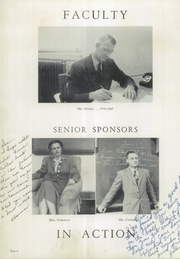 Page 10, 1950 Edition, Holston Valley High School - Criterion Yearbook (Bristol, TN) online yearbook collection