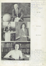 Page 11, 1950 Edition, Holston Valley High School - Criterion Yearbook (Bristol, TN) online yearbook collection